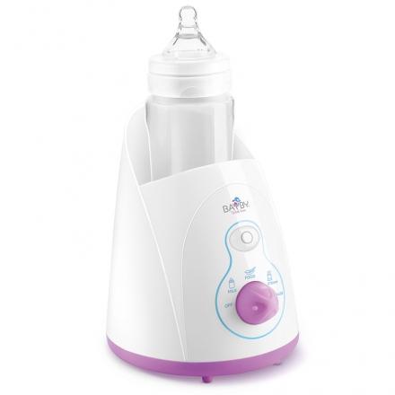 BAYBY Multifunkční ohřívač kojeneckých láhví 4v1