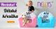 Dětská křesílka Little Princ a Princess opět v prodeji!