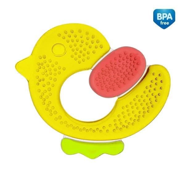 Canpol babies Kousátko vodní Kuřátko - žluté