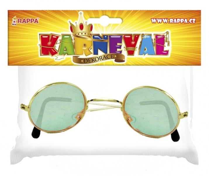 Brýle lenonky 2 druhy