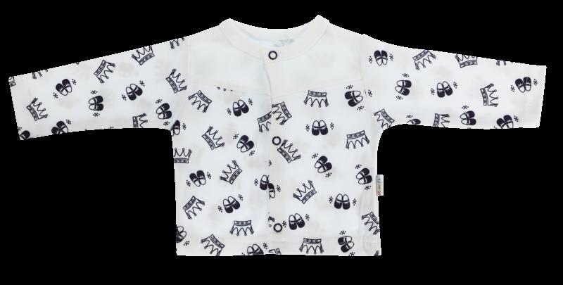 Bavlněná košilka Princezna, granátová, vel. 74