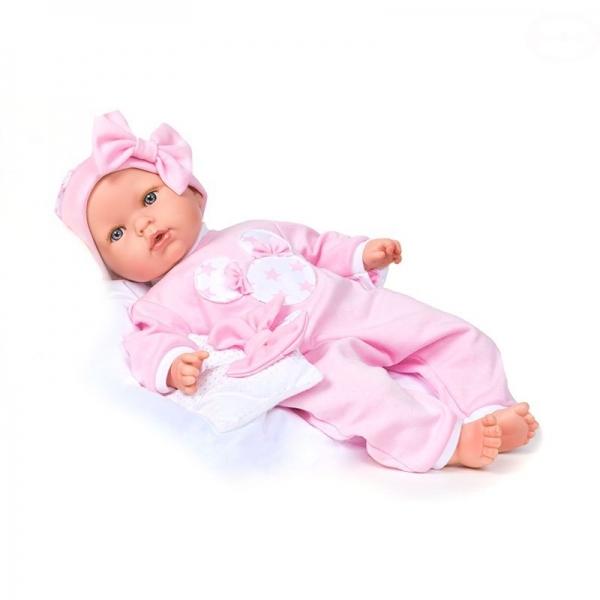 Panenka 45 cm, Tita Star vonící - růžová