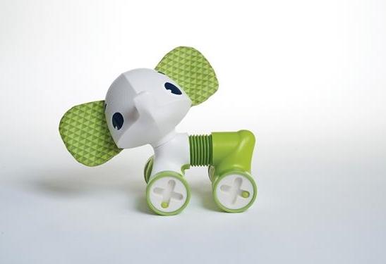 Interaktivní hračka 18 cm, Sloník Samuel