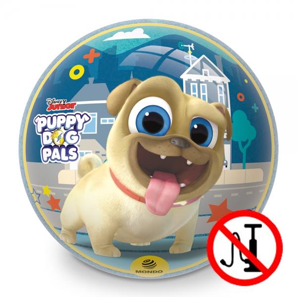Mondo Míč vyfouknutý Disney Bingo a Rolly 23 cm
