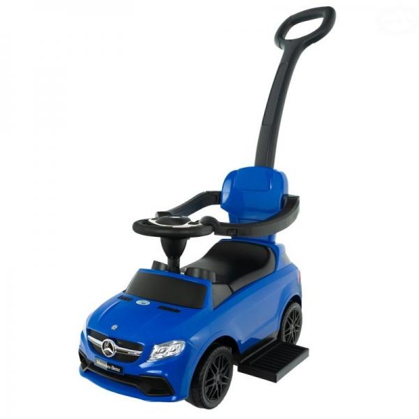 Euro Baby Jezdítko, odstrkovadlo Mercedes Benz -  modré, D19
