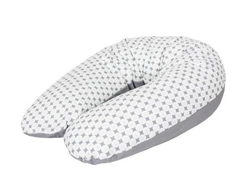 Ceba Kojící polštář - relaxační poduška Cebuška Physio Multi - Romby