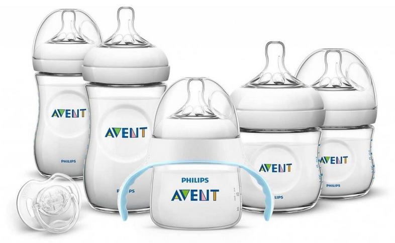 AVENT Novorozenecká startovací sada Newborn Set Natural