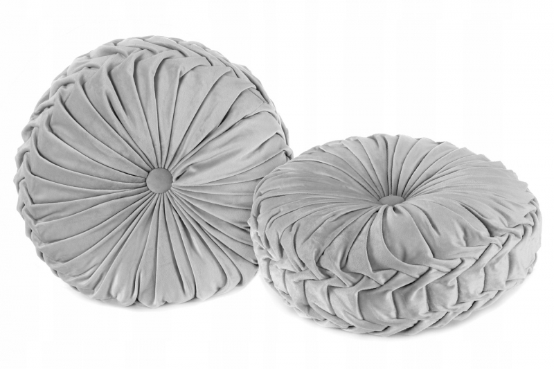 Tutumi Dekorační polštář Glamour - sv. šedá
