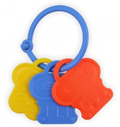 Chrastítko Baby Mix - Klíče