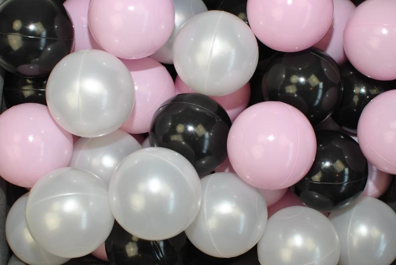 NELLYS Náhradní balónky do bazénu - 200 ks, mix II