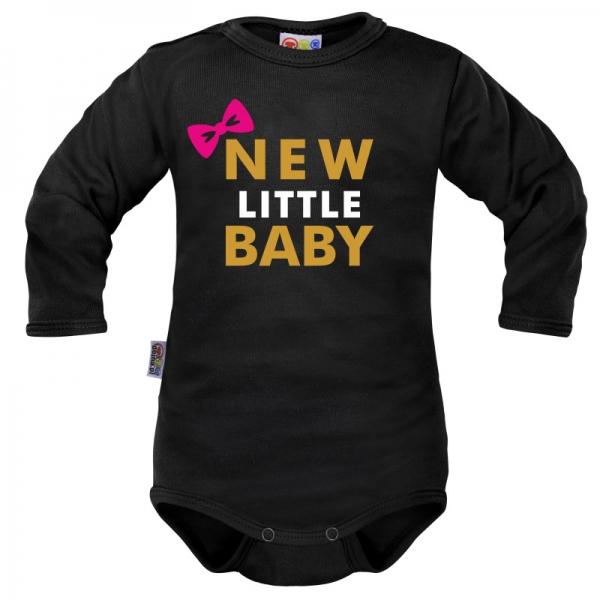Body dlouhý rukáv Dejna New little Baby - Girl