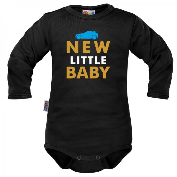 Body dlouhý rukáv Dejna New little Baby - Boy, vel. 68