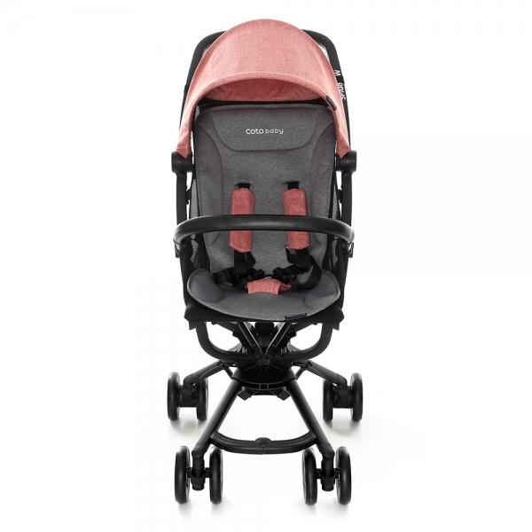 Coto Baby Dětský kočárek Sparrow 2020 - černý