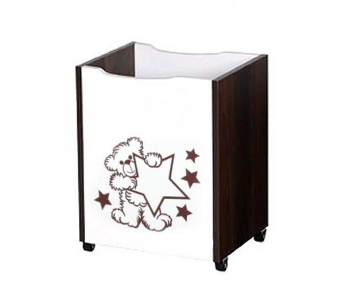 Box na hračky Klups  Medvídek s hvězdou