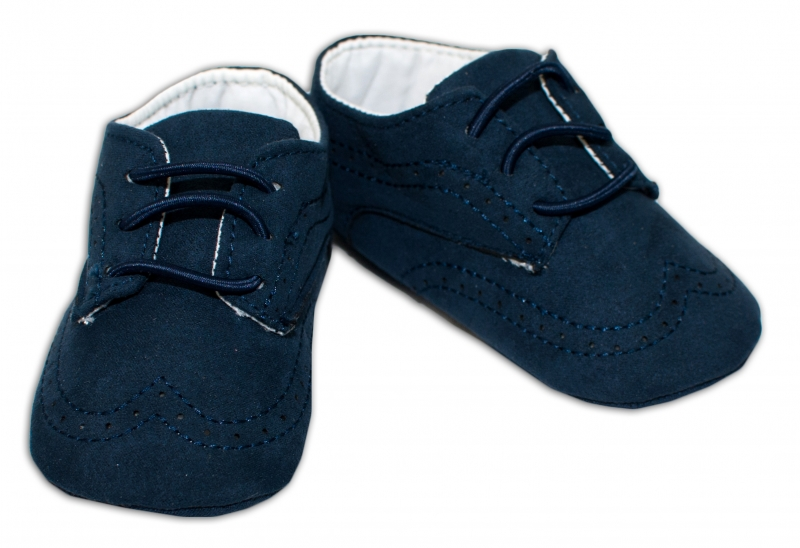 YO ! Kojenecké boty/capáčky prošívané - granátové, 6-12 měsíců