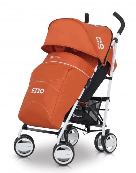 EURO CART Golfový kočárek, hole EZZO 2018 - copper