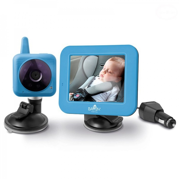 Bayby digitální bezdrátová videochůvička do auta
