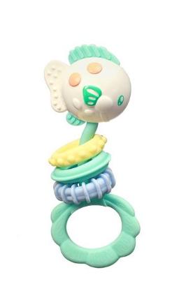 BabyOno Chrastítko, kousátko Marlin, 15 cm