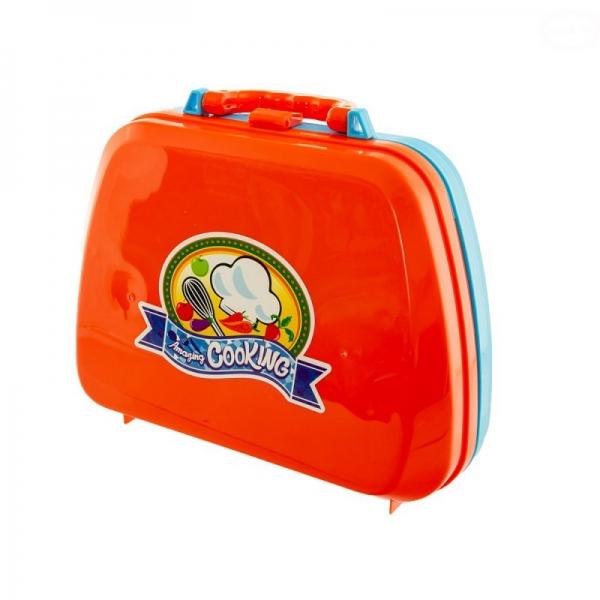Dětská mini kuchyňka Euro Baby v kufříku