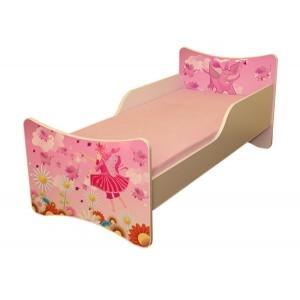 NELLYS Dětská postel Víla