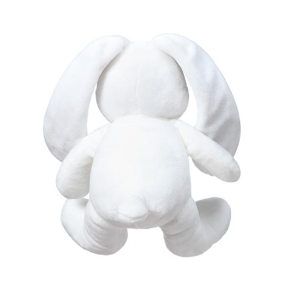 BabyOno Plyšová hračka s rolničkou - Hare Jimmie