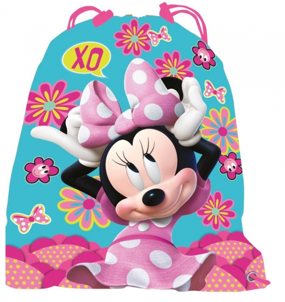 Pytel školní Disney Minnie, 36 x 44,5 cm