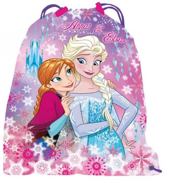 Pytel školní Disney Frozen, 36 x 44,5 cm