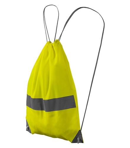 Dejna - Školní pytel/vak - žlutý s potiskem dle přání
