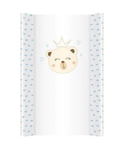 Klups, přebalovací podložka - měkká - na komodu - Medvídek Princ N252