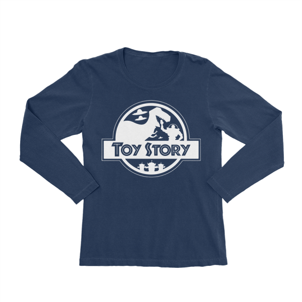 KIDSBEE Chlapecké bavlněné tričko Toy Story - granátové, vel. 140