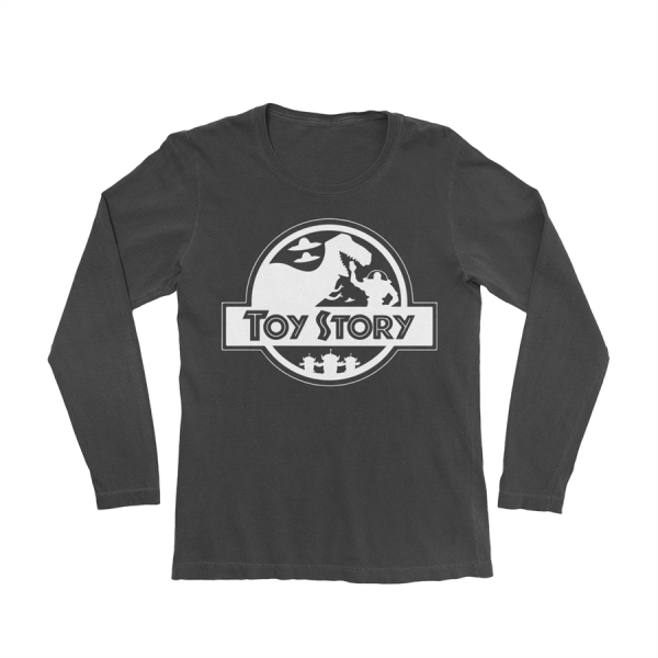 KIDSBEE Chlapecké bavlněné tričko Toy Story - černé, vel. 104