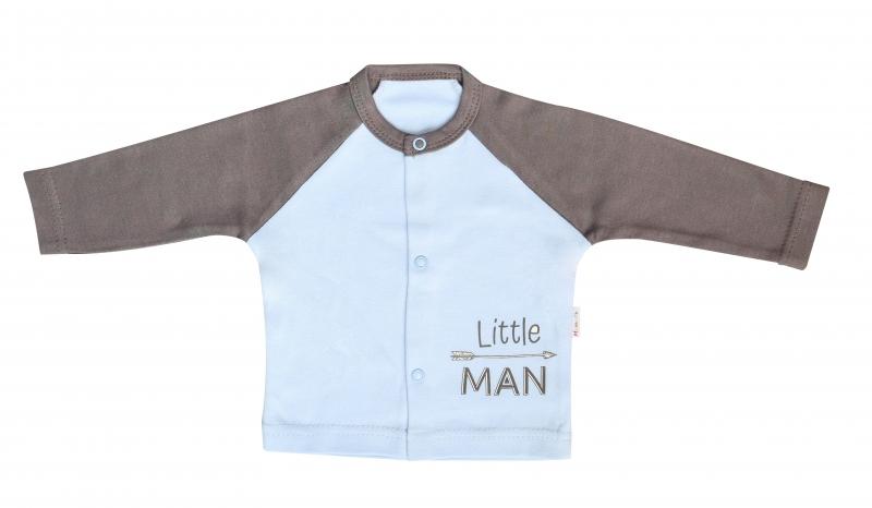 Mamatti Bavlněná košilka Little Man, vel. 68
