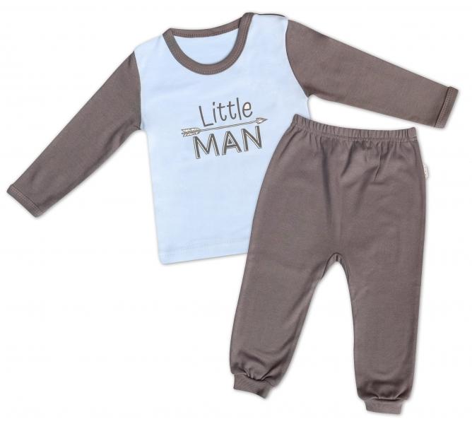 Mamatti Bavlněné pyžamko Little Man, vel. 98