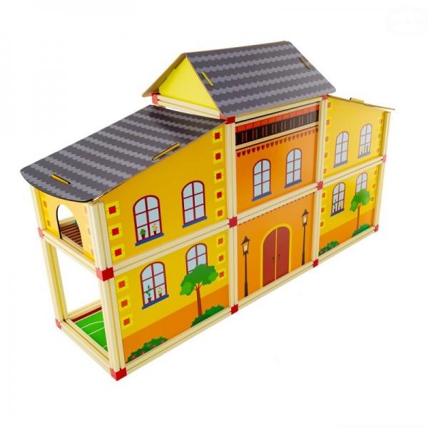 Euro Baby Škola pro panenky