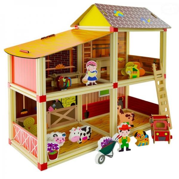 Euro Baby Farma pro panenky