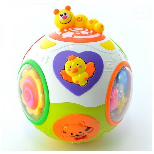 Euro Baby Interaktivní hračka Šťastná koule