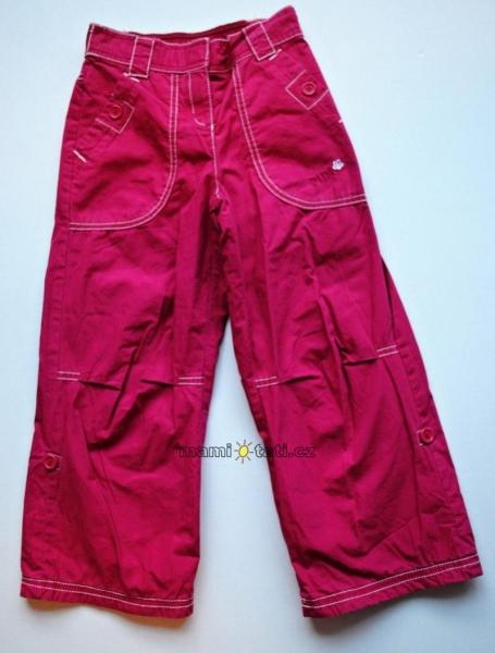 Krásné holčíčí kalhoty (Velikost: 6/7let, Barva: Růžové)