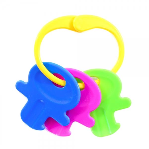 Chrastítko klíče