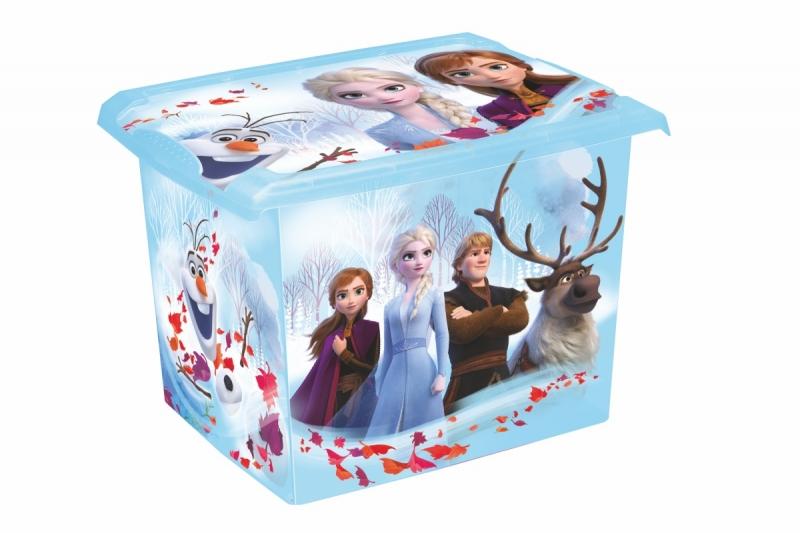 Keeeper Box na hračky, dekorační  Frozen II 20,5 l