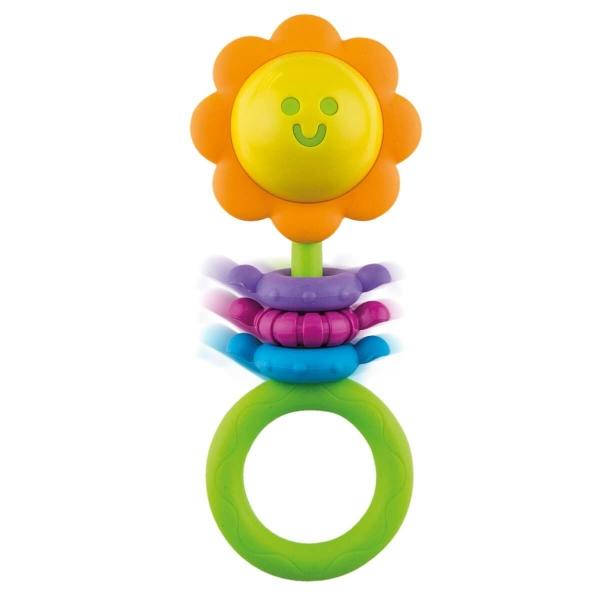Smily Play Chrastítko Květinka