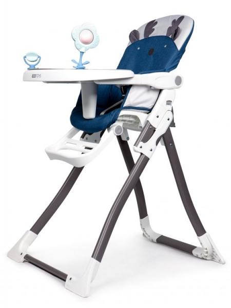 Eco toys Jídelní židlička - Sobík