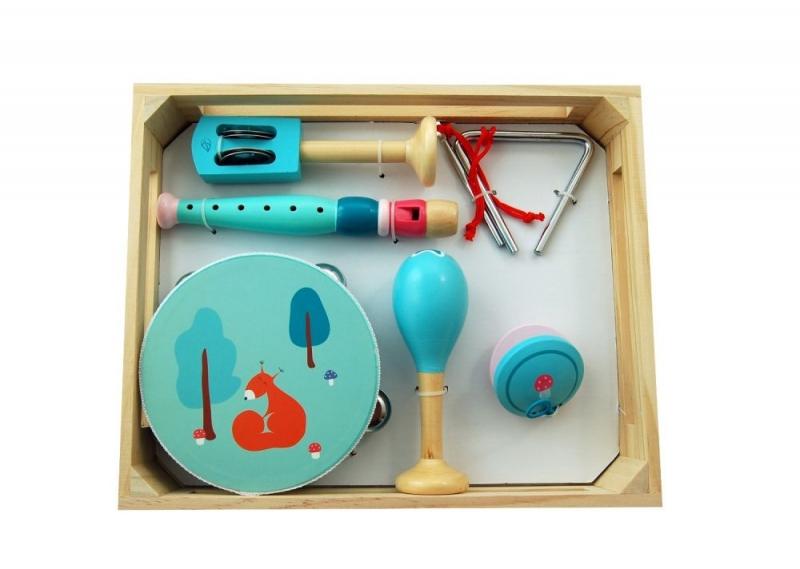 Adam Toys Sada hudebních nástrojů