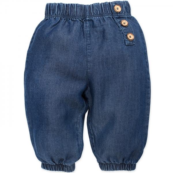 Pinokio Dětské kalhoty Petit Lou - Jeans, vel. 92