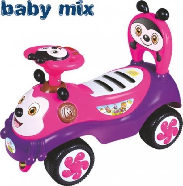 ALEXIS Odrážedlo Baby Mix Happy Bee se zvukem