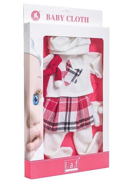 Sada oblečení pro panenku, vel. 43 cm - Star