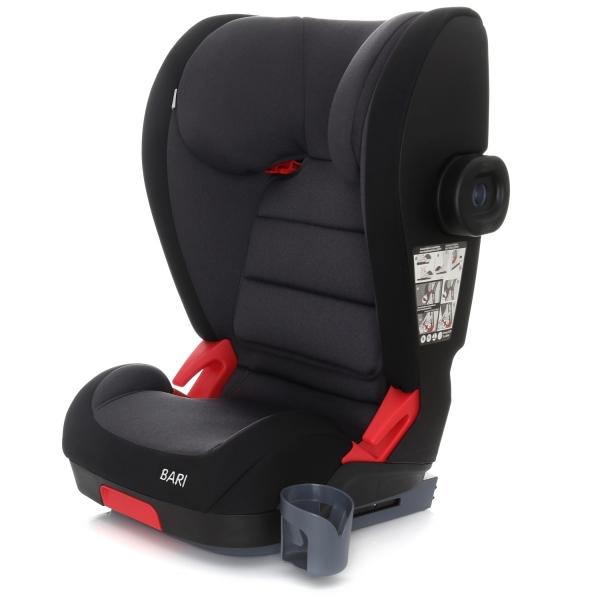 Autosedačka 15 - 36 kg Isofix Coto Baby BARI 2020 - black melange