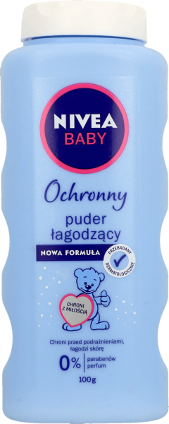 Dětský pudr NIVEA BABY s panthenolem