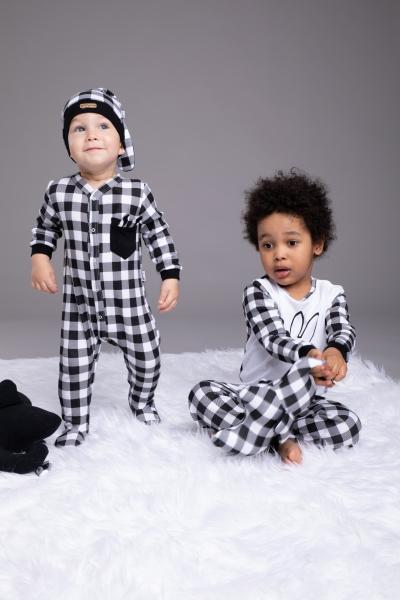 Nicol dětské pyžamo Nicol Bunny kárko