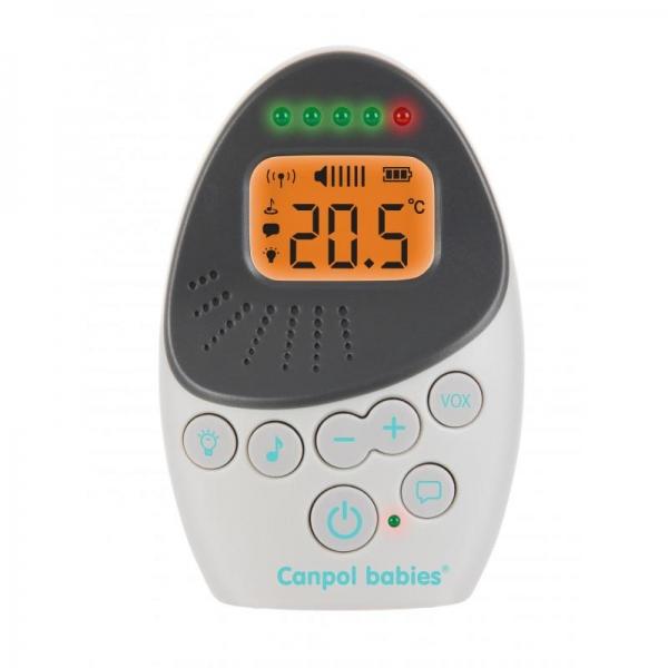 Canpol babies, Dětská elektronická chůvička obousměrná, EasyStart Plus