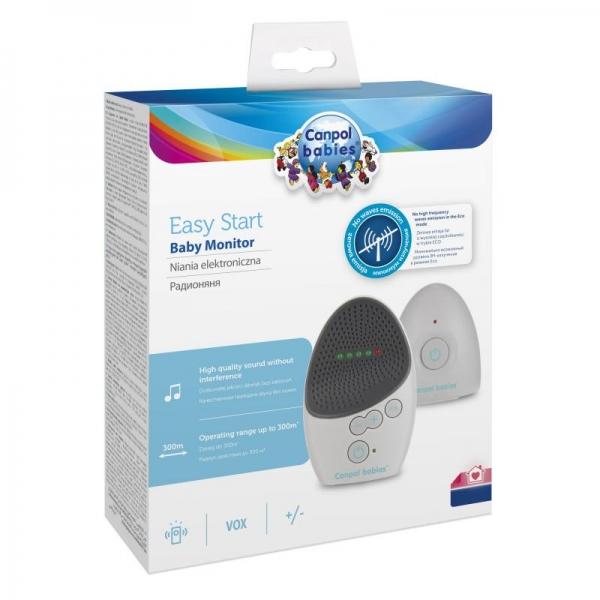 Canpol babies, Dětská elektronická chůvička  EasyStart